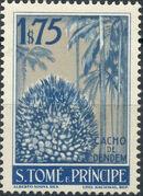 St Thomas and Prince 1948 Fruits f
