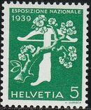 Switzerland 1939 National Exposition of 1939 j