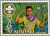 Aitutaki 1983 75th Anniversary of Scouting (Semi-Postal Stamps) b