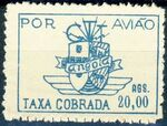 Angola 1947 Air Post Stamps i