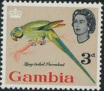 Gambia 1963 Birds e