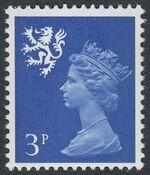 Great Britain - Scotland 1971 Machins b