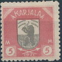 Karelia 1922 Coat of Arms k