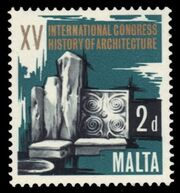 Malta 1967 15th Congress of the History of Architecture a