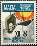 Malta 1968 International Trade Fair b