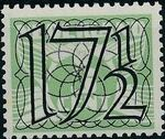 Netherlands 1940 Numerals - Stamps of 1926-1927 Surcharged f