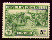 Portugal 1924 400th Birth Anniversary of Camões d