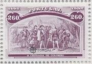 Portugal 1992 EUROPA - 5th Centenary of Discovery of America d