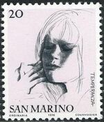 "San Marino 1976 ""Civic Virtues"" b"