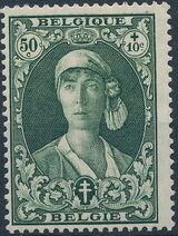 Belgium 1931 Queen Elisabeth c