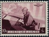 Belgium 1938 European Airmail Conference