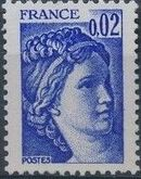 France 1978 Sabine after Jacques-Louis David (1748-1825) (2nd Issue) b