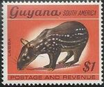 Guyana 1968 Wildlife m