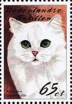 Netherlands Antilles 2003 Cats e