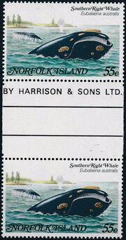 Norfolk Island 1982 Whales GPb