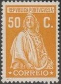 Portugal 1926 Ceres (London Issue) m