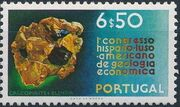 Portugal 1971 1st Spanish-Portuguese-American Economic Geology Congress d