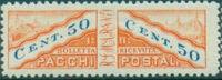 San Marino 1928 Parcel Post Stamps f