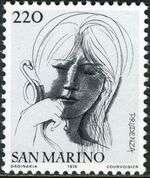"San Marino 1976 ""Civic Virtues"" f"