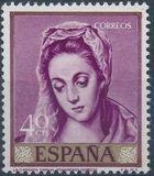 Spain 1961 Painters - El Greco b