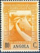 Angola 1938 Portuguese Colonial Empire l