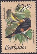 Barbados 1979 Birds p