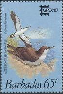 Barbados 1987 CAPEX'87 - Birds c
