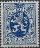 Belgium 1929 Arms - Heraldic Lion h
