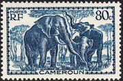 Cameroon 1939 Pictorials o