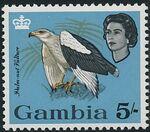 Gambia 1963 Birds k