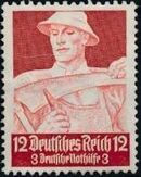 Germany-Third Reich 1934 Professions f