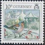 Guernsey 1990 Christmas k