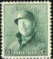 Belgium 1919 King Albert in Trench Helmet c.jpg