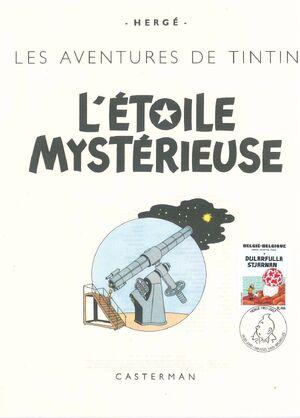 Belgium 2007 Tintin book covers translated zas