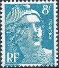 France 1948 Marianne type Gandon e