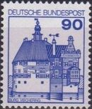 Germany, Federal Republic 1978 Strongholds and Castles b