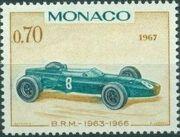 Monaco 1967 Automobiles l