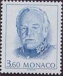 Monaco 1989 Prince Rainier III c