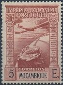 Mozambique 1938 Portuguese Colonial Empire (Airmail Stamps) g