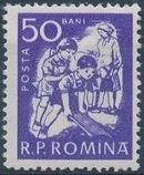 Romania 1960 Professions h