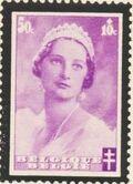 Belgium 1935 Queen Astrid Memorial Issue d