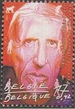 Belgium 2001 The 20th Century III - Science and Technology h