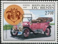 Benin 1997 Antique Automobiles d