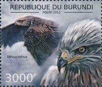 Burundi 2012 Birds of prey h
