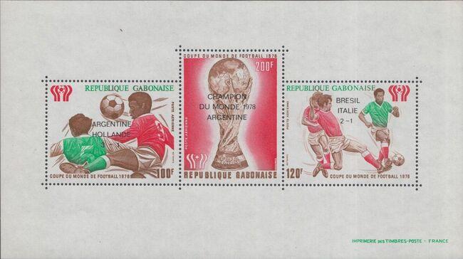 Gabon 1978 Argentina's World Cup Victory g
