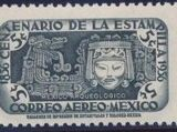 Mexico 1956 Centenary of Mexico's 1st Postage Stamps (Air Post Stamps)