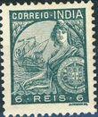 "Portuguese India 1933 ""Padrões"" d"