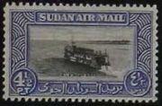 Sudan 1950 Landscapes f