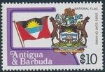 Antigua and Barbuda 1983 Fruits and Flowers r