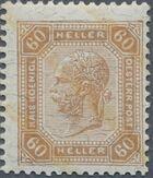 Austria 1904 Emperor Franz Joseph m